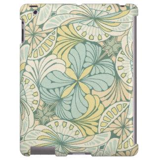 art nouveau abstract ornate pattern