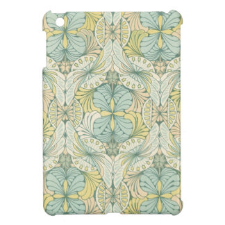 art nouveau abstract ornate pattern case for the iPad mini