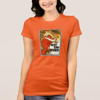 Art Nouveau Alfons Mucha, UK magazine ad T-Shirt