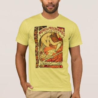 Art Nouveau - Alphonse Mucha T-Shirt