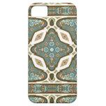 Art Nouveau Alphonse Mucha Vintage Feather iPhone 5 Cases