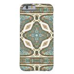 Art Nouveau Alphonse Mucha Vintage Feather iPhone 6 Case