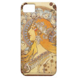 Art Nouveau Alphonse Mucha Zodiac iPhone Case iPhone 5 Case