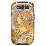 Art Nouveau Alphonse Mucha Zodiac Samsung Galaxy Galaxy SIII Cover