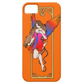 Art Nouveau Angel/Fairy iPhone SE/5/5s Case