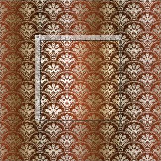 Burgundy gold fabric zazzle - Tissu ameublement art deco ...