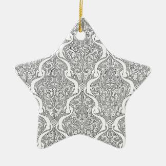 Art Nouveau Background Ornament