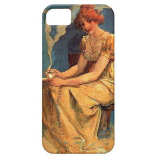 Art Nouveau Barely There iPhone 5 Case