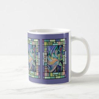 Art Nouveau Belly Dance (Portrait) Mugs