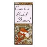 Art Nouveau Bridal Shower Invitation
