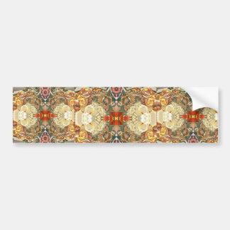 Art Nouveau Bumper Sticker