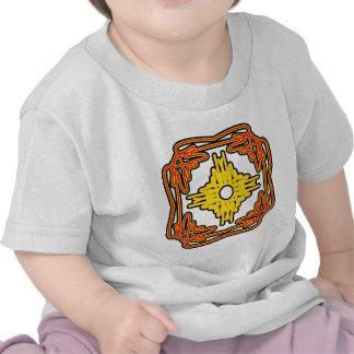 Art Nouveau Burst Shirt