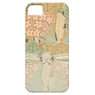 art nouveau celebration of harvest iPhone SE/5/5s case