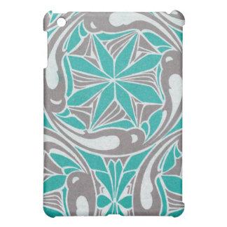 art nouveau celtic mandala pern iPad mini cases