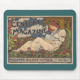 Art Nouveau - Century Magazine Mousepads