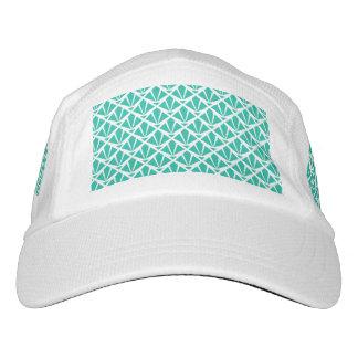 Art nouveau, chic, cute, elegant, girly, green art headsweats hat