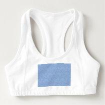 art nouveau,chic,deco,pattern,grey blue,vintage,re sports bra