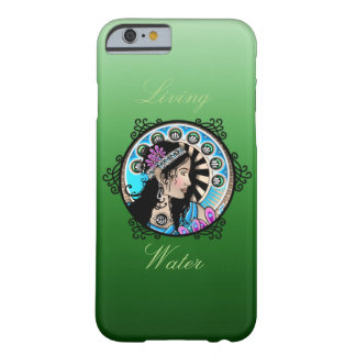 Art Nouveau Circle Painting Samaritan Woman Barely There iPhone 6 Case