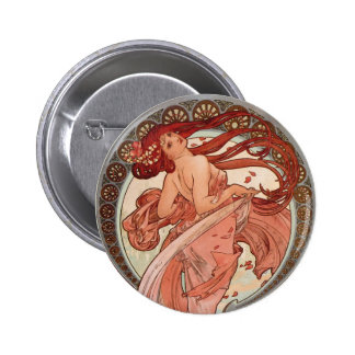 Art Nouveau - Dance Button