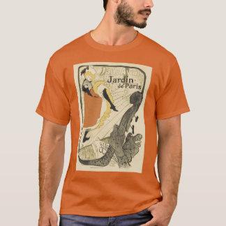 Art Nouveau Dancer Jane Avril, Toulouse Lautrec T-Shirt