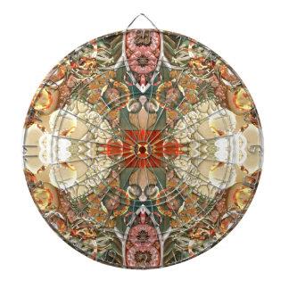 Art Nouveau Dart Boards