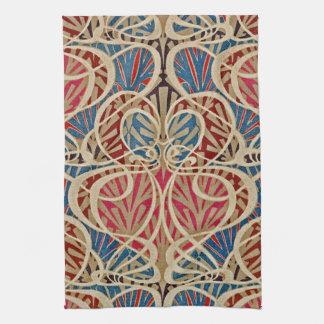 Art Nouveau Design #10 at Emporio Moffa Kitchen Towels