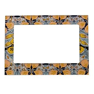Art Nouveau Design #10 @ VictoriaShaylee Magnetic Photo Frame