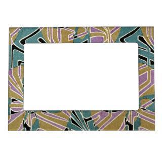 Art Nouveau Design #11 @ VictoriaShaylee Magnetic Photo Frame