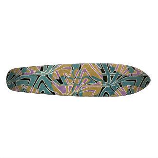 Art Nouveau Design #11 @ VictoriaShaylee Skate Board Deck