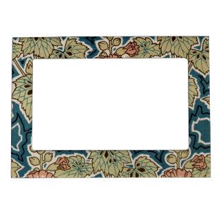 Art Nouveau Design #12 @ VictoriaShaylee Magnetic Picture Frame