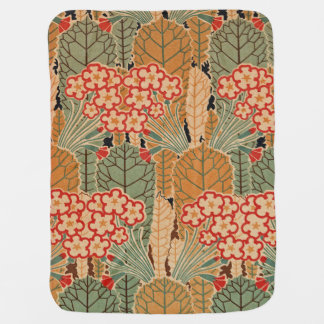 Art Nouveau Design #1 at Emporio Moffa Stroller Blanket