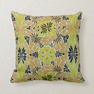 Art Nouveau Design #2 @ VictoriaShaylee Throw Pillow