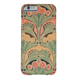 Art Nouveau Design #3 at Emporio Moffa Barely There iPhone 6 Case