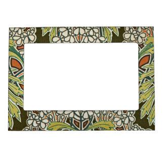 Art Nouveau Design #3 @ VictoriaShaylee Magnetic Picture Frame