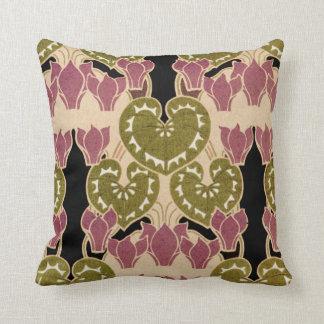 Art Nouveau Design #4 Throw Pillow