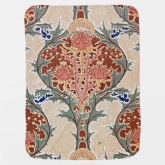 Art Nouveau Design #6 at Emporio Moffa Stroller Blanket