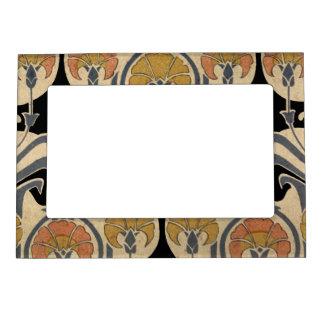 Art Nouveau Design #7 @ VictoriaShaylee Magnetic Photo Frame