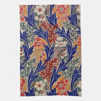 Art Nouveau Design #8 at Emporio Moffa Towel
