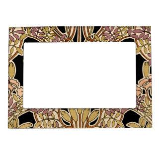 Art Nouveau Design #9 @ VictoriaShaylee Magnetic Photo Frame