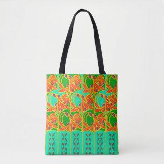 Art Nouveau Design Tote Bag