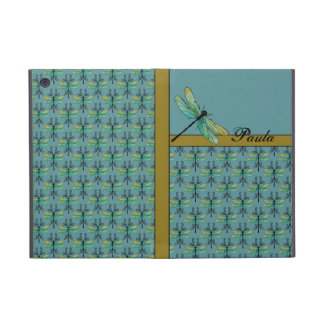 Art Nouveau Dragonfly iPad Mini Cover