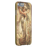 Art Nouveau Drink Advertisement Barely There iPhone 6 Case