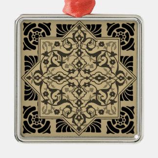Art Nouveau Elegance Ornament