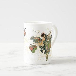 Art Nouveau Faerie Tea Cup