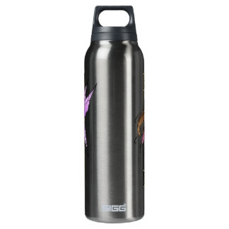 Art Nouveau Fairy 16 Oz Insulated SIGG Thermos Water Bottle