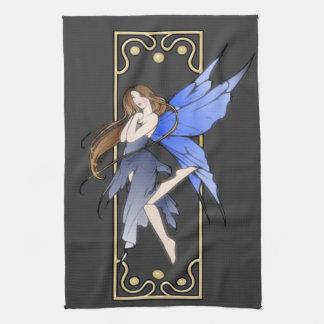 Art Nouveau Fairy Towels