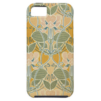 Art Nouveau Floral iPhone 5 Cover