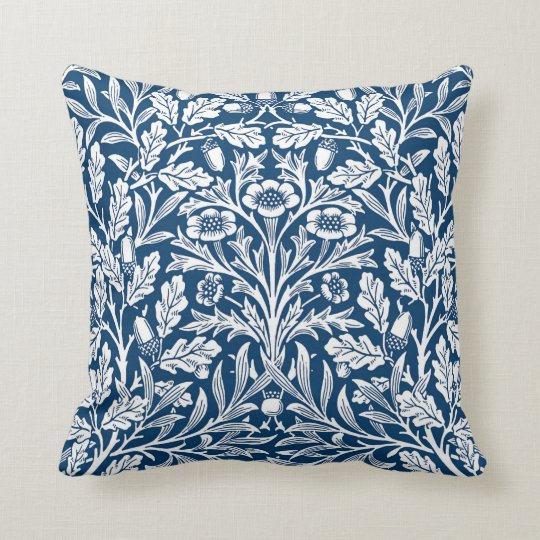 blue and white ginger jar pillows decorative throw pillows zazzle. Black Bedroom Furniture Sets. Home Design Ideas