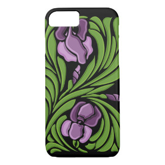 Art Nouveau Floral Design iPhone 8/7 Case