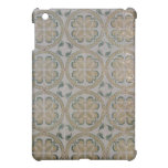 Art Nouveau floral tiles iPad Mini Covers